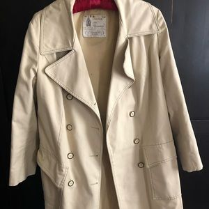Vintage 70s trench coat cool London Fog